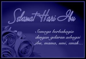Kata Mutiara Hari Ibu 2013